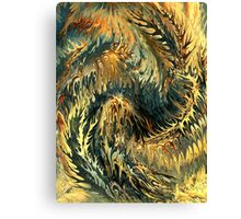 Surrealistic Forest by rafi talby   Canvas Print