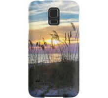 Rainbow Sky at Sunset Samsung Galaxy Case/Skin