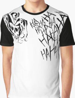 Joker Inspired 2 Graphic T-Shirt