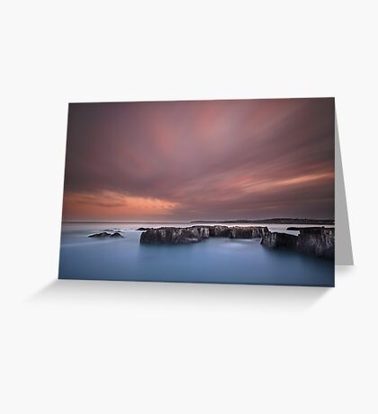 Ring Cove West Cork Ireland Greeting Card