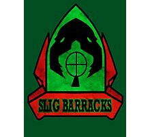 Oddworld Slig Barracks Logo Photographic Print