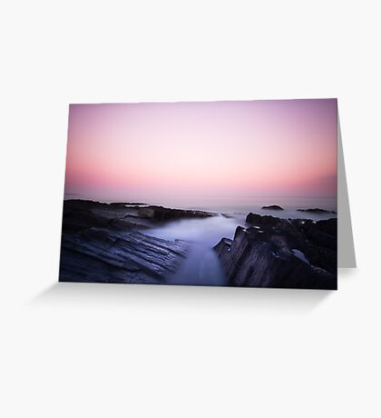Dogs Cove West Cork Ireland Greeting Card
