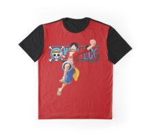 Luffy 2 Graphic T-Shirt