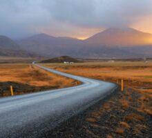 Road to Daybreak Sticker