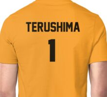 Haikyuu!! Jersey Yūji Terushima (Johzenji High)  Unisex T-Shirt