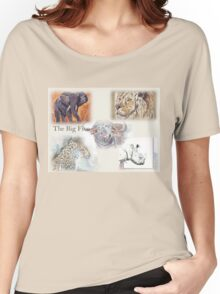 The Big Five Women's Relaxed Fit T-Shirt
