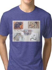 The Big Five Tri-blend T-Shirt