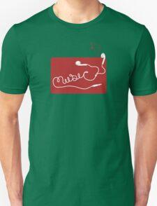 Music Earbuds Unisex T-Shirt