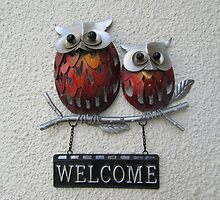 Welcome Owls by lezvee