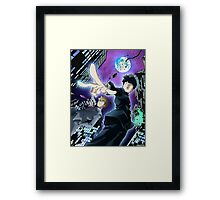 Poster Oficial Mob Psycho 100 Framed Print