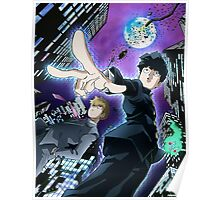 Poster Oficial Mob Psycho 100 Poster