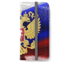 RuSSian FlaG iPhone Wallet/Case/Skin