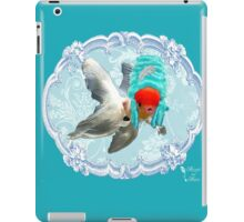 """Mozart and Marie """" A Queen in a Fish Bowl"""" iPad Case/Skin"""