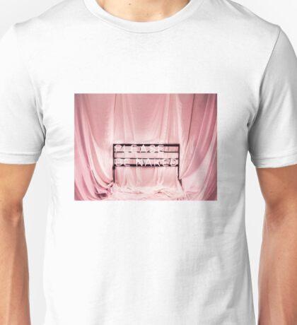 // PLEASE BE NAKED // Unisex T-Shirt