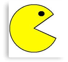 Pacman Canvas Print