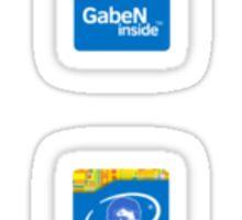 GabeN Sticker (6 Pack) Sticker
