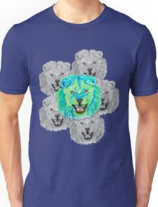 Lion / Löwe version 3 Unisex T-Shirt