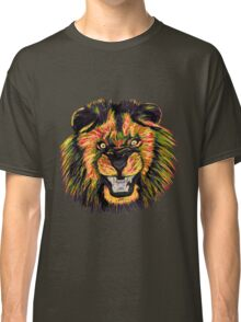 Lion / Löwe version 5 Classic T-Shirt
