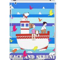 Peace and Serenity iPad Case/Skin