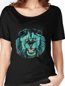 Lion / Löwe version 6 Women's Relaxed Fit T-Shirt
