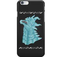 Blue Dragon iPhone Case/Skin