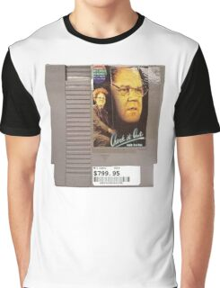 dr steve brule game Graphic T-Shirt