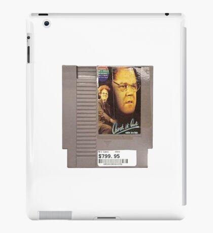 dr steve brule game iPad Case/Skin