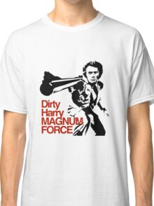 Dirty harry - Magnum Force Classic T-Shirt