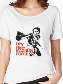 Dirty harry - Magnum Force Women's Relaxed Fit T-Shirt