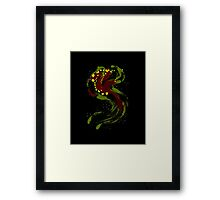 Alphabet S Painting  Framed Print
