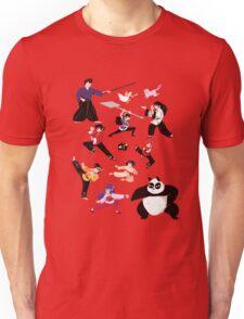 Martial Arts Unisex T-Shirt