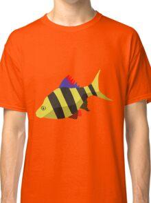 Cute fish cartoon Classic T-Shirt
