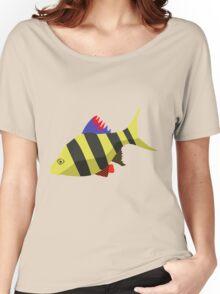 Cute fish cartoon Women's Relaxed Fit T-Shirt