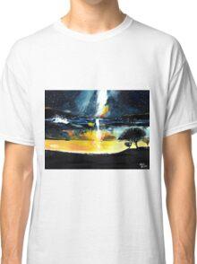White Streak Classic T-Shirt