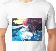 Icy Morning Unisex T-Shirt