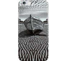 Coastal Textures iPhone Case/Skin