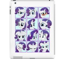 Mirror Pool of Pony - Rarity iPad Case/Skin