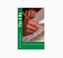 The 3 Rs Book Cover Unisex T-Shirt