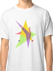 Abstract Trapezoid Classic T-Shirt