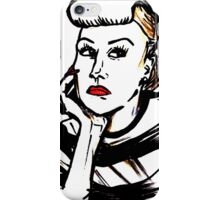 Gwen's Sweet Escape  iPhone Case/Skin