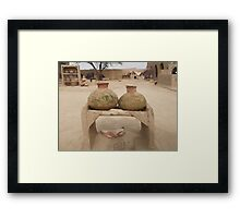 Rural Sciene  Framed Print