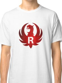 Red Ruger Firearms Classic T-Shirt