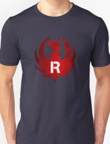 Red Ruger Firearms Unisex T-Shirt