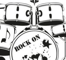 Rock On Sticker
