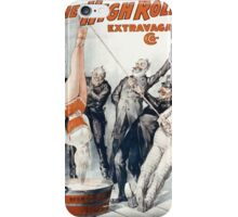 Performing Arts Posters The High Rollers Extravaganza Co 2759 iPhone Case/Skin