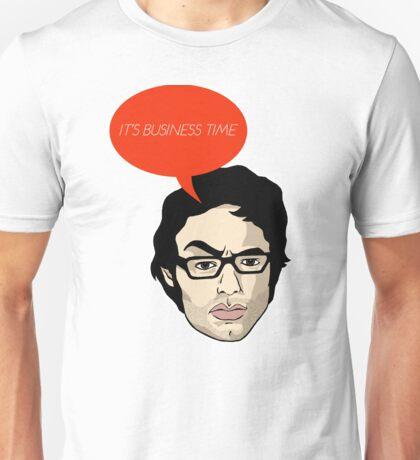 It's business time. Unisex T-Shirt