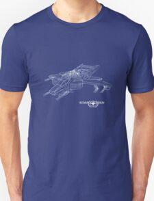 Star Citizen Hornet Blueprints T-Shirt