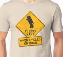 Flying Vans Unisex T-Shirt