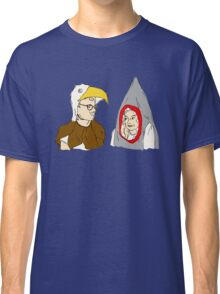 Eagle vs. Shark Classic T-Shirt