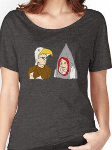Eagle vs. Shark Women's Relaxed Fit T-Shirt